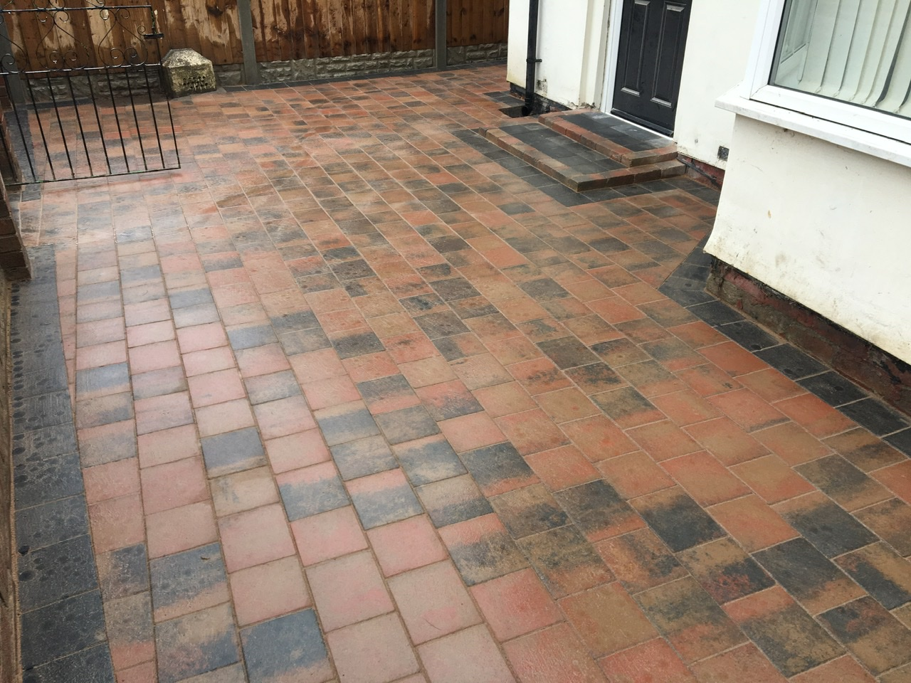 Block paving Liverpool