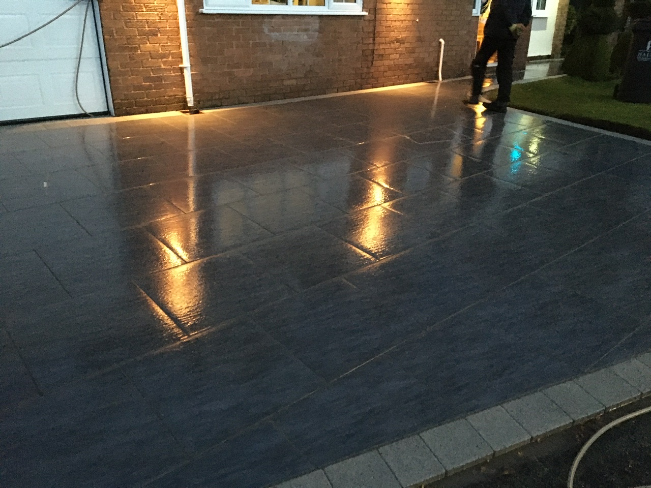 Porcelain paving Liverpool